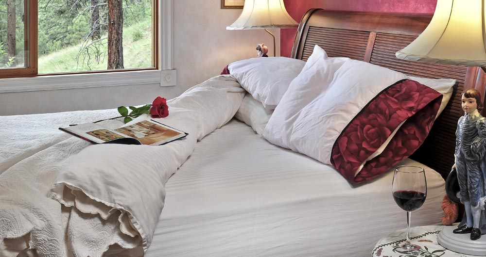 Stay at the best Bed and Breakfast in Missoula while visiting a variety of hot springs in Montana