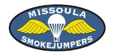 Missoula Smokejumpers logo