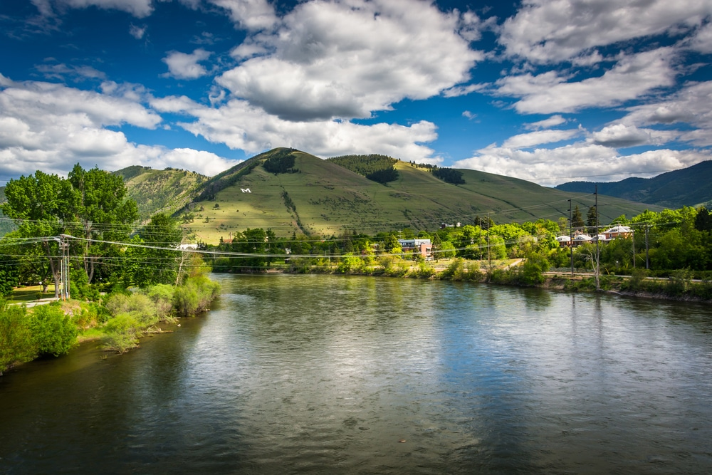 what to see in downtown Missoula